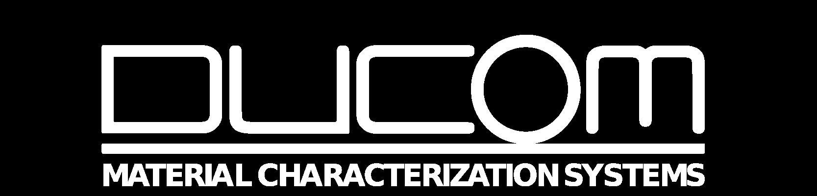 Ducom - Logo - Full - Vector (White)