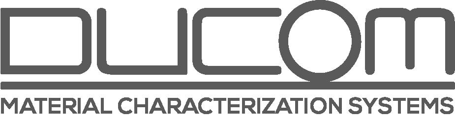 Ducom - Logo - Full - Vector (Grey 90)